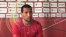 FOOT - L2 - VAFC : Abdelhamid «Très important de gagner»