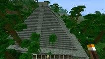 Minecraft: HUGE PYRAMIDS (MASSIVE MAZES, TOUGH MOBS AND TREASURES!) Kasslim's Mazes Mod Showcase