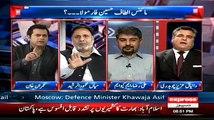Mehmood-ur-Rasheed PTI Vs PML N Daniyal Aziz