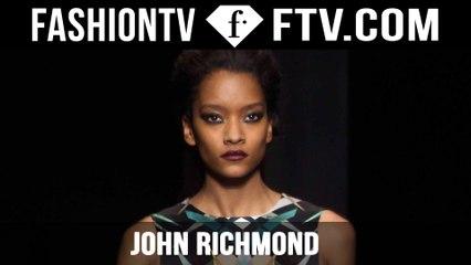 John Richmond Fall/Winter 2015 Backstage | Milan Fashion Week | FashionTV