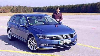 Autotest: VW Passat Variant 2.0 TDI