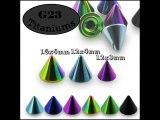 Titanium Body Piercing Jewelry by Piercebody.com