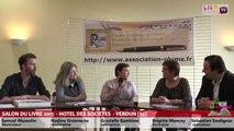 La Meuse se livre spéciale salon du livre #1 - samedi 11 avril 2015