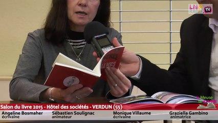 La Meuse se livre spéciale salon du livre #2 - samedi 11 avril 2015