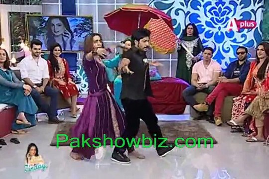 Excellent Dance Performance in Good Morning Zindagi ..