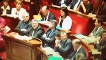 Manuel Valls clash David Douillet à l'Assemblée national sur Les émeutes de Trappes