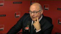 """Michel Sapin : """"Le vote obligatoire est un bon débat que je n'ai pas tranché avec moi même"""""""