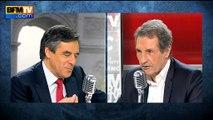 """Futur nom de l'UMP: """"Les Républicains? Je n'y vois pas d'inconvénients"""" déclare François Fillon"""