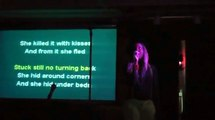 Abbie singing Dog Days Are Over by Florence + The Machine- Karaoke Cover