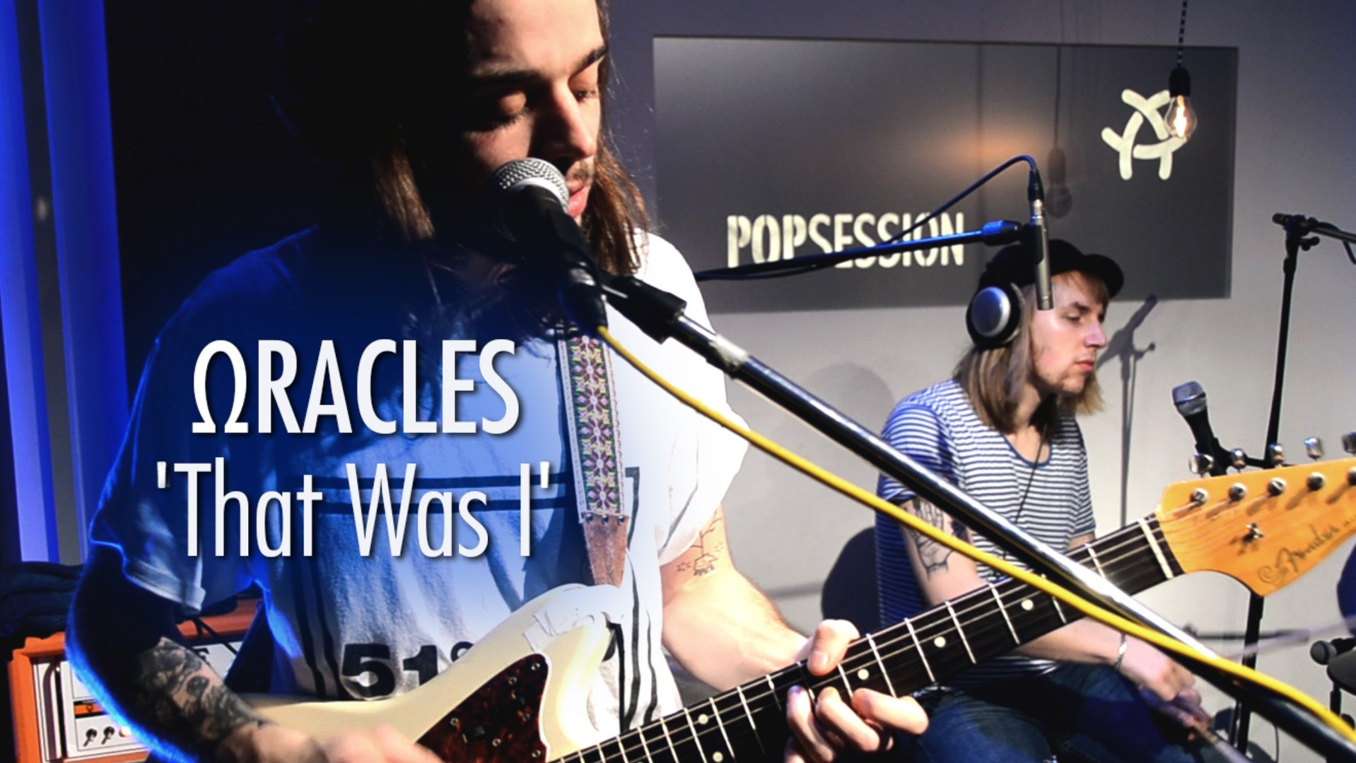 Oracles 'That Was I' LIVE
