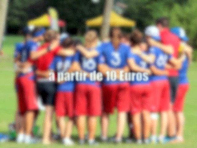 Crowdfunding FFDF - Présentation des équipes de France Junior