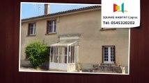 A vendre - Maison/villa - ECHALLAT (16170) - 7 pièces - 151m²