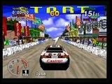 Sega Rally Sega Saturn