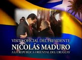 визит Николоса Мадуро в Уругвай