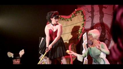 Alice, la comédie musicale - Les jardins de la Reine (Clavel)