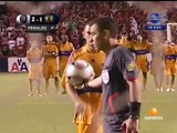Serie de Penales  Final SuperLiga 2009 TIGRES CAMPEON