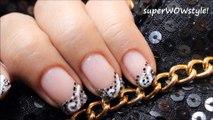 Abstract Nail Designs - DIY nail art video by superwowstyle