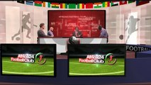 Africa football club du  06/04/15- CAN de beach soccer au Maroc - partie 2