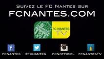 Les impressions de Lucas Deaux avant FC Nantes / OM