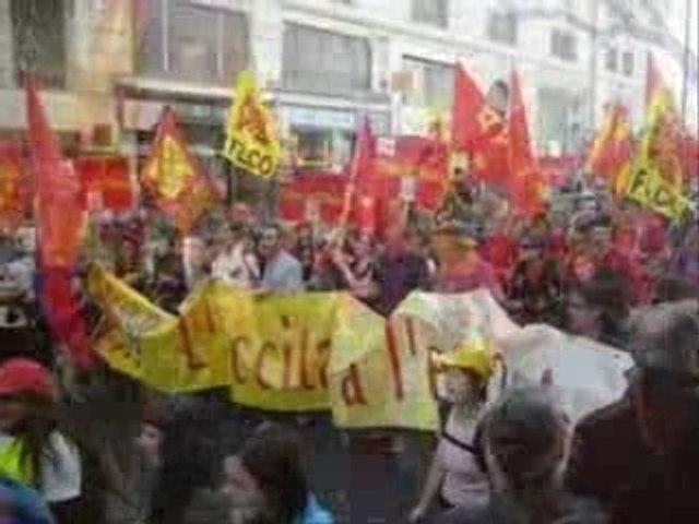 Manifestacion per l'occitan