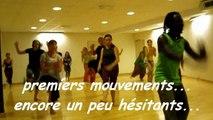 """cours danse africaine à lyon... """" Djembé... première heure """""""