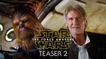 Star Wars: Episode VII - The Force Awakens - Teaser #2 [VO|HD]