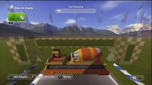 ModNation Racers track creation time lapse