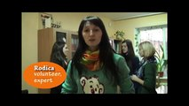 Volunteers in Keystone Moldova's Alternative Theater Troupe are Changing Society