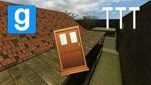 GMod: TTT - Destructible Doors