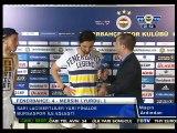 Hasan Ali Kaldırım Röportajı - Fenerbahçe 4-1 Mersin İdmanyurdu