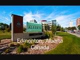A  view of the University of Alberta in Edmonton, Alberta, Canada