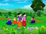 Kalasi Melasi - Chinnari Chitti Patalu - Telugu Rhymes for Kids
