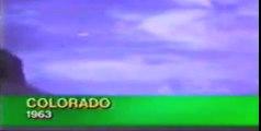 OVNI UFO Colorado 1963 (cas célèbres)