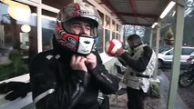 BMW R1200GS Adventure v KTM 990 Adventure