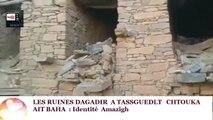 LES  RUINES  D'agadir  a TASSGUEDELT chtouka  ait baha