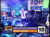 Red Hot Chili Peppers - Scar Tissue [Live - Top Of The Pops - England, 1999]