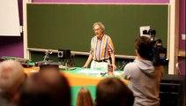 Walter Lewin op de Technische Universiteit te Delft (1)