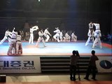 WTF Taekwondo World Poomse Championships - Break Demo No. 2