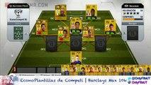 Fifa 13 UT | EconoPlantillas de Competi   Barclays Squad Price 10k
