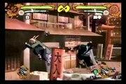 Naruto Shippuuden: Narutimate Accel: Haku vs Tsunade
