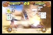 Naruto Shippuuden: Narutimate Accel: TS Naruto vs TS Gaara