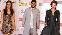 Arjun Kapoor, Shraddha Kapoor, Priyanka Chopra @ Grazia Young Fashion Awards 2015
