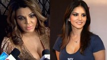 Rakhi Sawant INSULTS Sunny Leone Publicly - Watch Video