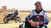 Dakar 2014 Extreme Motorbike Rally on Desert