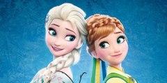 """*OLD* (Q)[Disney La Reine Des Neiges Une fête givrée] """"Un grand jour"""" clip + musique + CC (FR) *OLD*"""