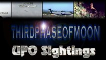 UFO Sightings Breaking News Third Sighting Confirmation! Best UFO Sighting More Footage! Aug 12 2012