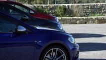 Volkswagen Golf Alltrack, Golf R Variant and Golf GTD Variant - Presentation in Málaga