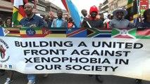 Afrique du Sud:  manifestation anti-raciste à Durban