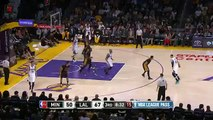 Andrew Wiggins Monster Slam Dunk _ Timberwolves vs Lakers _ April 10, 2015 _ NBA Season 2014_15