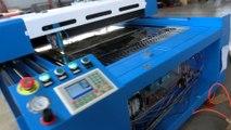 CO2 150W metal laser cutting machine,metal laser cutter-China laser